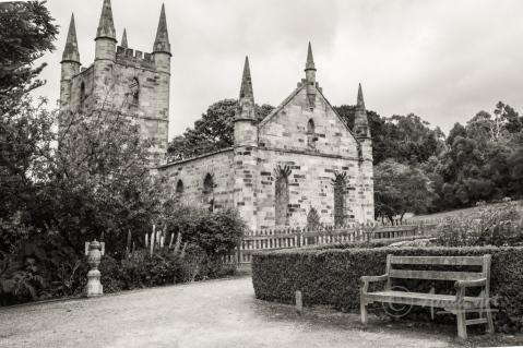 Port Arthur - Church