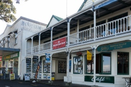 Love the historic buildings and verandahs
