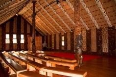 """""""Whare Runanga"""" - Maori House opened in 1940"""