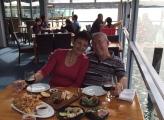 Lunch at 35 Degrees at Paihia Wharf