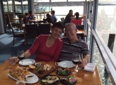 Lunch at 35 Degrees at Paihia Wharf
