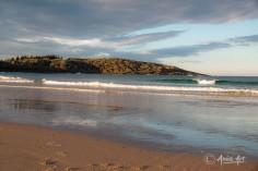 Merry Beach - close to sunset