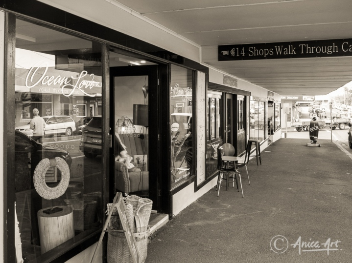 Trendy shops galore in Milton