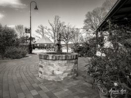 Courtyard in Milton