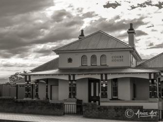 Courthouse in Milton