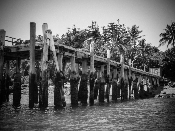 Old Jetty on Daydream Island
