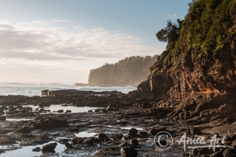 Around from the boat ramp at Bendalong