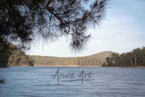 Lake Conjola from Conjola Park