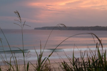 Mollymook Beach sunset-4