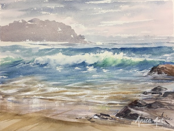 nb-beach-and-rock-painting