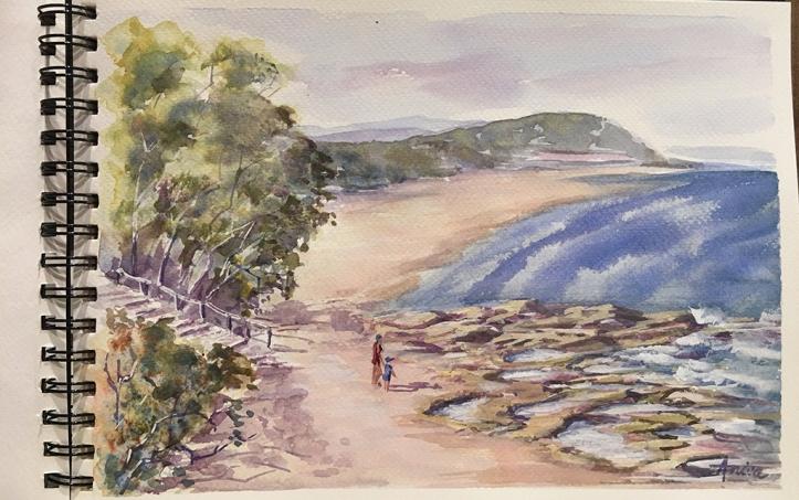 Narrawallee Beach-memory-wp